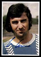 Willi Weiss Autogrammkarte Rot Weiss Essen Spieler 70er Jahre Original Sign