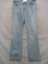 D2287 Paperdenim & cloth USA Made High Grade Boot Cut Jeans Women 30x33