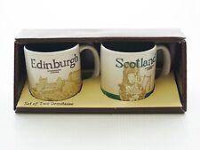 More details for starbucks global icon collector series set of two demitasse scotland edinburgh