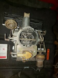 For 1982-1986 Jeep CJ7 Carburetor 18588MT 1983 1984 1985 4.2L 6 Cyl 2BBL Carter