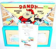 Corgi Toys 1:43 DANDY Comic Book Classics BEDFORD CA & MORRIS J Van Set MIB`91!