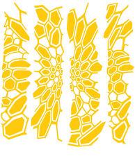 "High Heat Kryptek Vinyl Firearm Stencil 10"" x 12"" UNWEEDED"