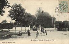 CPA Brie Comte Robert - Place de la Féte  (171098)