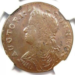 1787 Connecticut Draped Bust Left Coin R4 - NGC MS62 (BU UNC) - $7,000 Value!