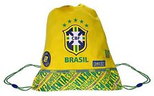 FC Brasil CBF Fußball Fitnessraum Set Brazilien Tunnelzug Schwimmen Tasche