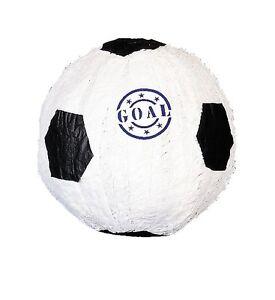 Football   Goal   3D Soccer Party Pinata   Game