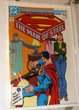 DC 6 PART MINI SERIES THE MAN OF STEEL #6 BY BYRNE & GIORDANO NM