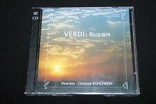 VERDI / REQUIEM   FREIBOURG   CHRISTOPH KUHLEWEIN   CONCERT UNESCO 2001