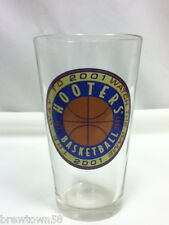 Hooters beer glass bar and grill basketball 2001 Watch The Game est 1983 IU1