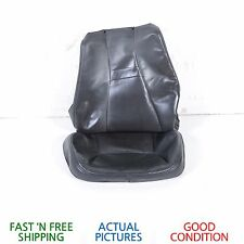 2003 - 2006 MERCEDES W220 S500 FRONT RIGHT LEATHER SEAT COVERING DESIGNO - OEM
