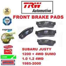 Für Subaru Justy 1200 + 4WD Sumo 1.0 1.2 4WD 1985-2000 Vorderachse Bremsbeläge