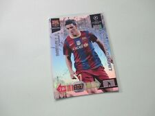 PANINI ADRENALYN XL CHAMPIONS LEAGUE 2010-2011 David Villa Limited Edition card