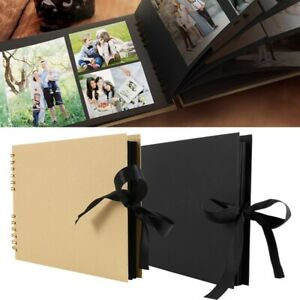 Photo Albums Scrapbook Paper Craft Picture Album for Wedding Anniversary Gifts