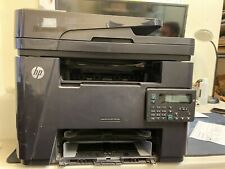 HP CF484A Laserjet Pro MFP M225dn MFP Laser Printer Print Scan Copy Fax Tested
