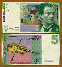 Kamberra UNC /> Giuseppe Verdi /> Completely Redesigned in 2013 2014 5 Numisms