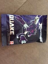 Quake Xfire 02ex Crossfire Fansproject Shockwave Figure Transformer