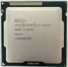 INTEL XEON QUAD CORE PROCESSOR E3-1290V2 3.7GHZ 8MB 5GT/S CPU SR0PC Tested