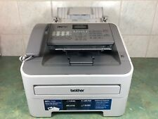 Brother mfc-7240 fax, copier laser printer scanner