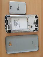LG Optimus L70 MS323 - 4GB - Black (MetroPCS) Smartphone