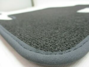 Audi A3 8V Fußmatten Satz hinten ORIGINAL NEU Textil Velours 8V4864450 Q45 2-tlg