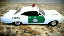 Matchbox Collectibles 1966 FORD FAIRLANE Miami Police Car 1:43 DYM38020 DINKY