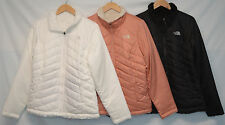Women's THE NORTH FACE Mossbud Swirl Reversible Insulated Jacket XS, M, L Left