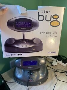 Pure 'The Bug' DAB radio