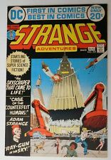 Adam STRANGE ADVENTURES #237 - DC 1972 VF Vintage Comic