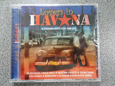 LOVERS IN HAVANA - VARIOUS ARTISTS  - CD - ALBUM - (NEW SEALED)