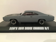Greenlight 86217 Dodge Charger R/t Dom's 1970 Fast & Furious 1/43