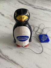 More details for vintage rare guinness pull along penguin