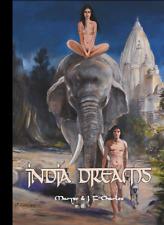 M. & J.F. Charles – India Dreams T.9  Le regard du vieux singe – Tirage de tête