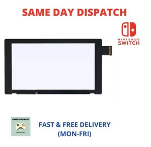 TOUCH SCREEN for Switch Nintendo digitizer front panel lens replacement
