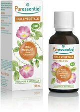 Puressentiel - Huile Végétale Rose Musquée - Bio 30 ml