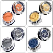 4 Pieces Maybelline Color Tattoo 24 Hour Eye Shadow,  Assorted colors