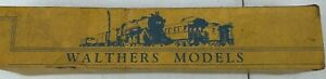 Vintage Walthers Models Train Box - Box Only - Milwaukee Wis.