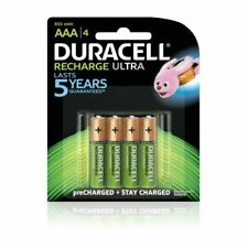 Duracell DUR-82180080 800 mAh Rechargeable Batteries