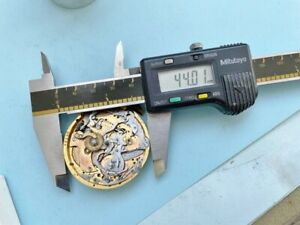 Watcthmakers Repeater Pocket watch Movement For spare parts Repeater movement