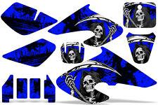 Graphic Kit Honda XR 50 R MX Dirt Pit Bike Decals Sticker Wrap XR50 00-13 REAP U
