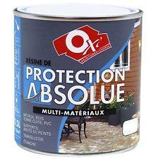 RESINE PROTECTION ABSOLUE TOUS MATERIAUX BRIQUE METAL TOILE INCOLOR MAT OXI 1.5