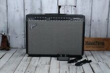 Fender® Champion 100 Electric Guitar Amplifier 2 x 12 Combo Amp with Footswitch