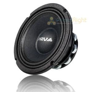 """PRV Audio 6.5"""" Mid Range Speaker 4 Ohm Neodymium 1000W Max 6MR500-NDY-4 Single"""