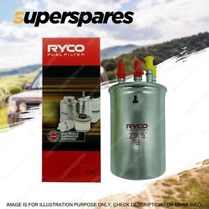 Ryco Fuel Filter for Ford Territory SZ II Turbo Diesel V6 2.7L 2011-On