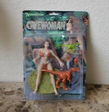 "New 1998 RENDITION 7"" CAVE WOMAN Action FIGURE VARIANT"