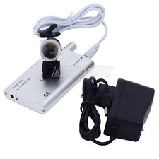 1X  Portable Dental LED Head Light Lamp for Binocular Loupes SILVERY BIG SALE