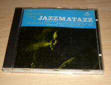 CD album-Gourou-Jazzmatazz Volume 1-Hip-hop and jazz