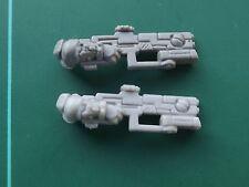Tau-Fire Warrior Pulse CARBINE & Braccia B