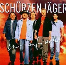Schürzenjäger Lust auf mehr (2006) [CD]