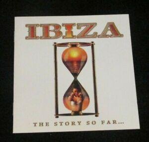 Ibiza The Story So Far ...Mixed By Matt Cassar 2000 UK 2 x CD Album Set