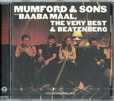 MUMFORD & SONS JOHANNESBURGP EP CD NUOVO SIGILLATO !!